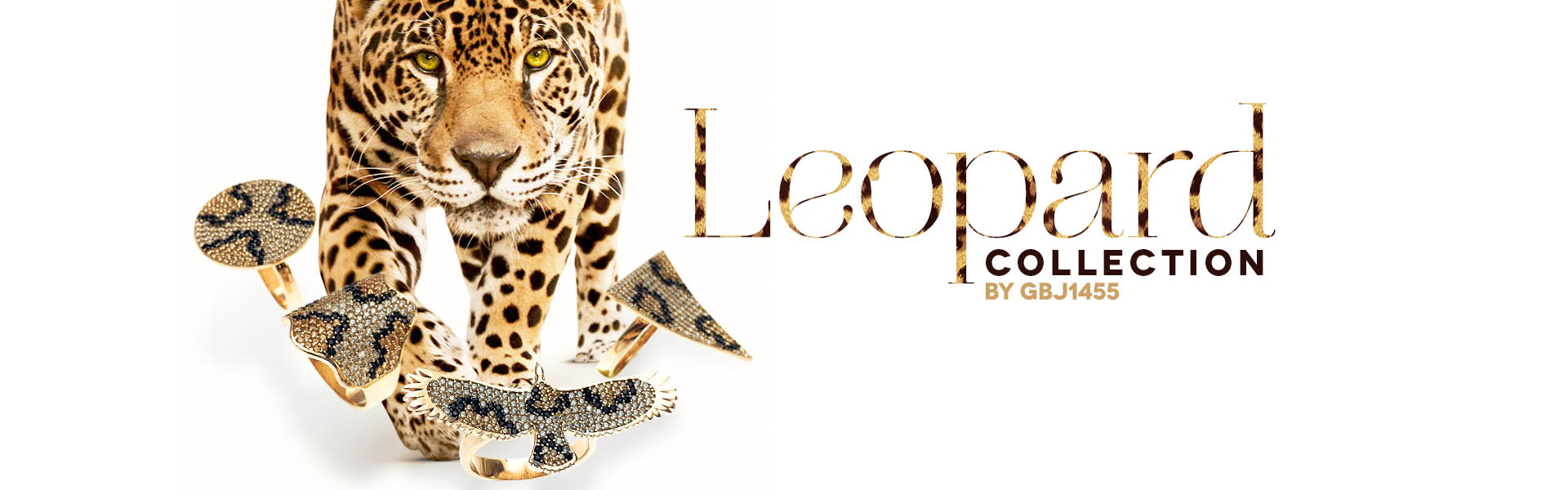 Leopard Pattern Jewelry Collection