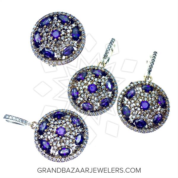 Ethnic Turkish Ottoman Jewelry Sets