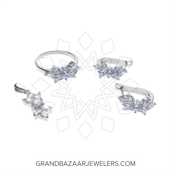 Classic Sterling Silver Rings