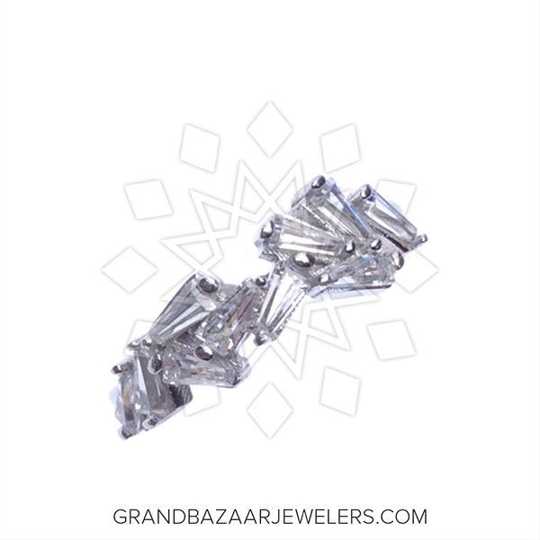 Designer 925 Silver Statement Rings