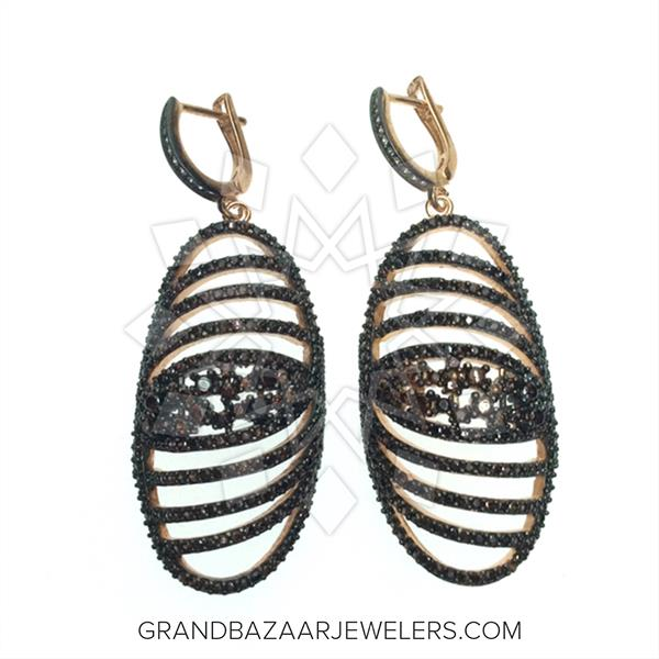 Designer Jewelry Statement Earrings