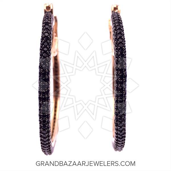 Designer Silver Jewelry Statement Earrings