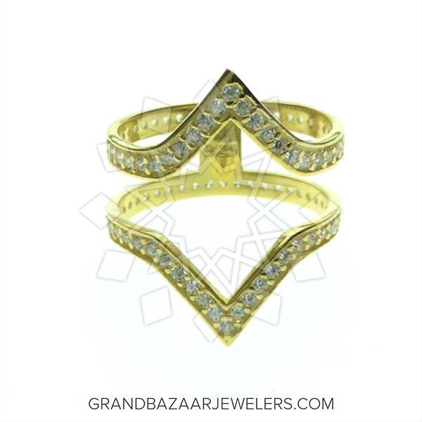 Geometric Design Rings