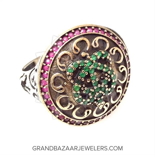 Ethnic Turkish Ottoman Rings