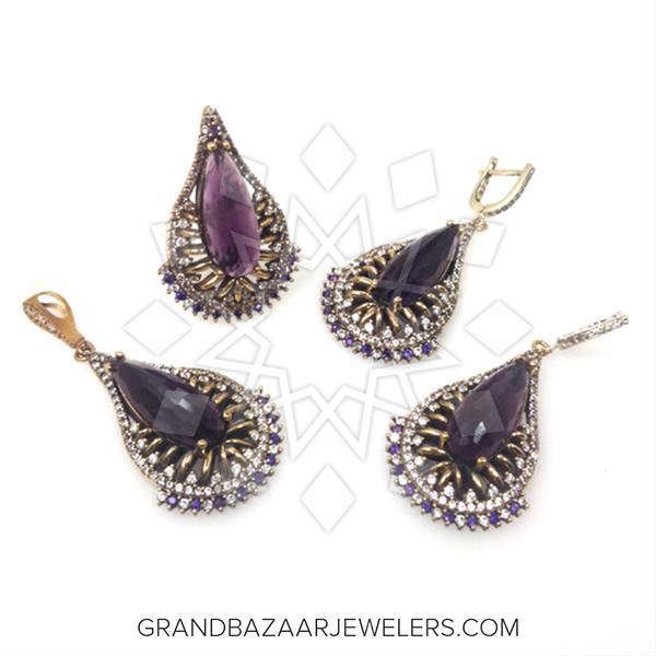 Ethnic Turkish Ottoman Jewelry Necklace
