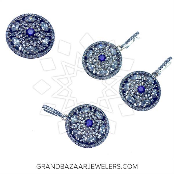 Ethnic Turkish Ottoman Jewelry Harem Set