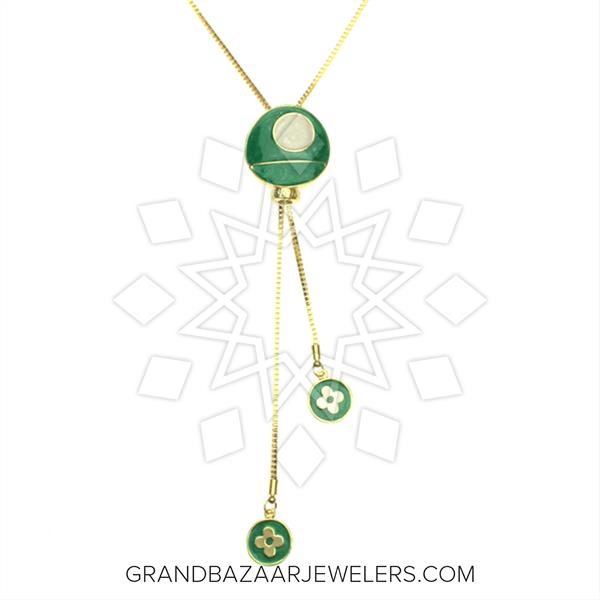 Grand Bazaar Adjustable Necklace