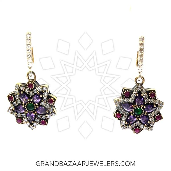 Grand Bazaar Turkish Earrings
