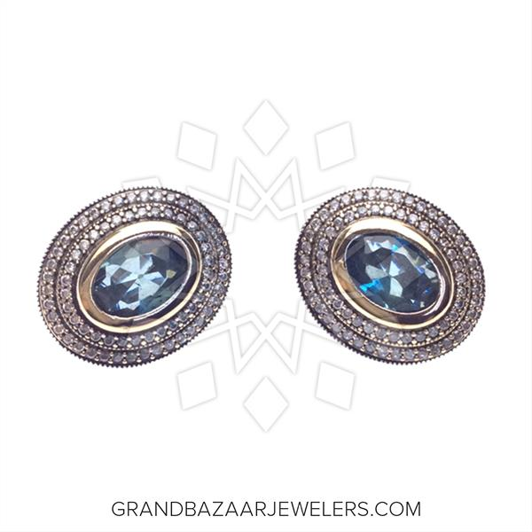 Grand Bazaar Designer Turkish Earrings