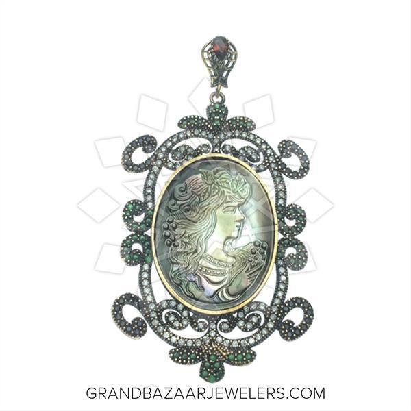 Grand Bazaar Designer Turkish Pendant
