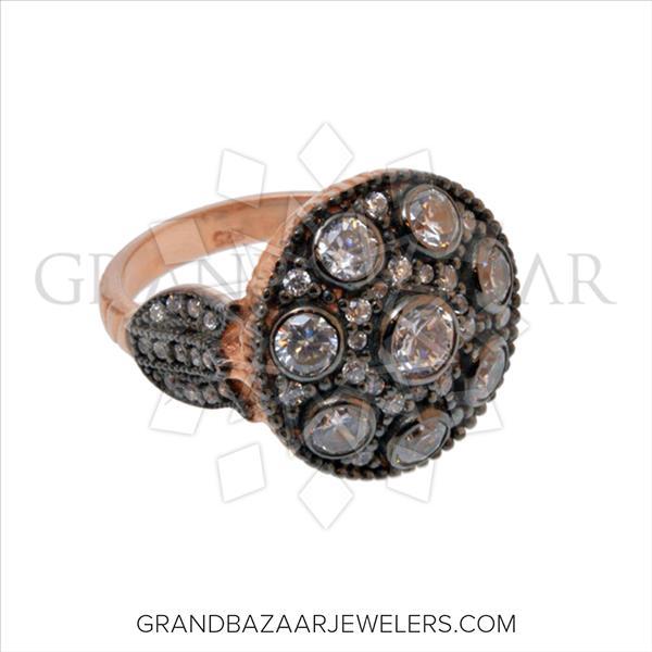 Grand Bazaar 925 Silver Rings