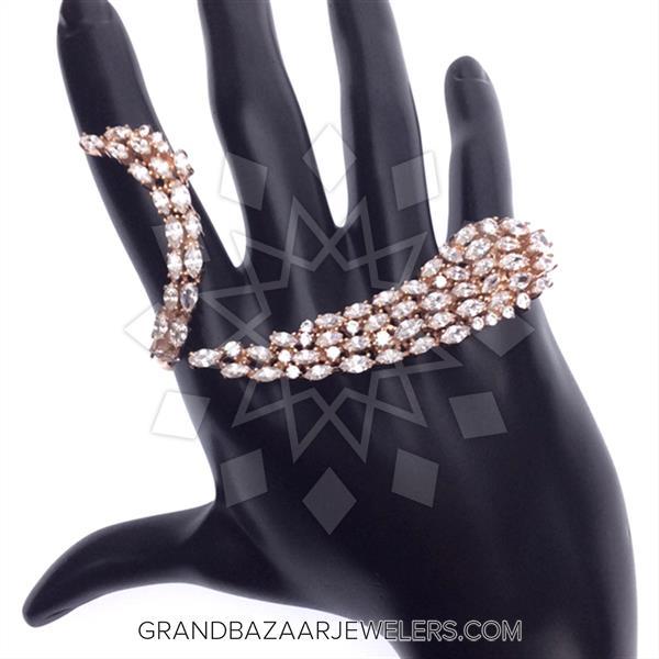 Hand Bangle Bracelet Hand Jewelry