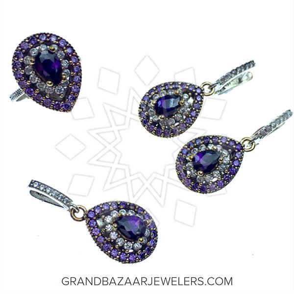 Hurrem Sultan Turkish Jewelry Sets