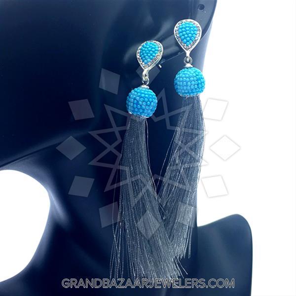Nano Turquoise Druzy Sets