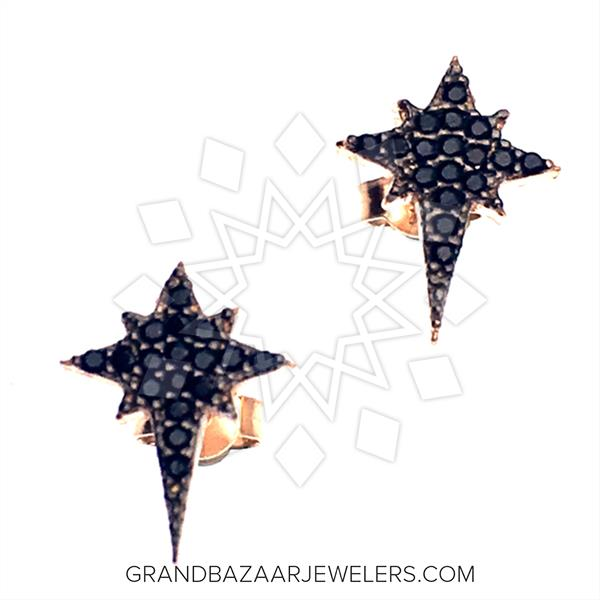 925 Silver Stud Earrings