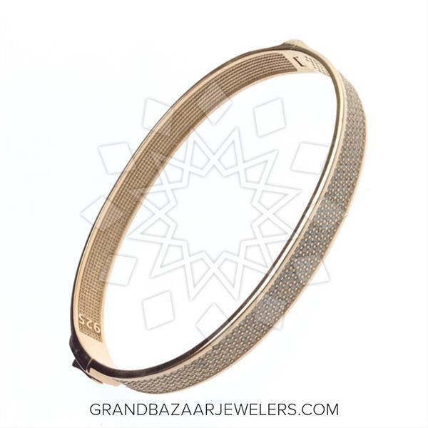 Modern Designer 925 Silver Earrings