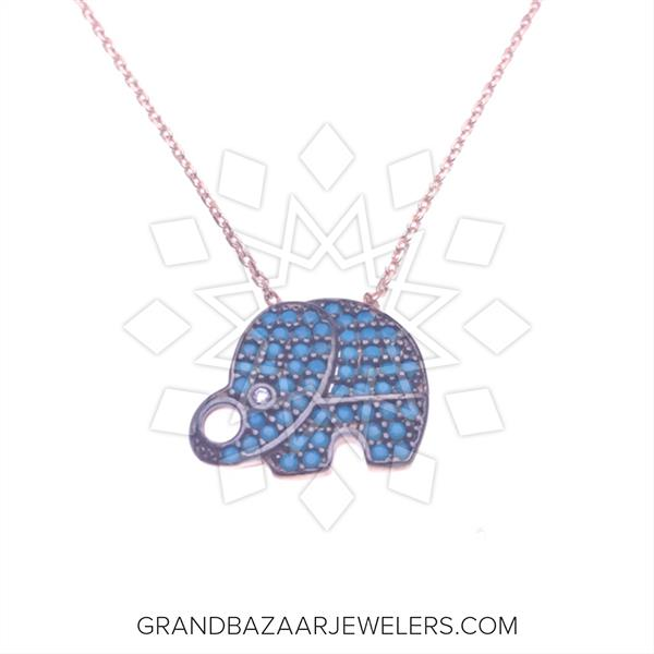 Animal Instinct Necklace