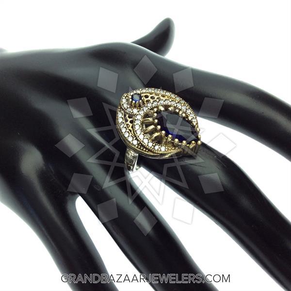Unique Design Turkish Silver Rings