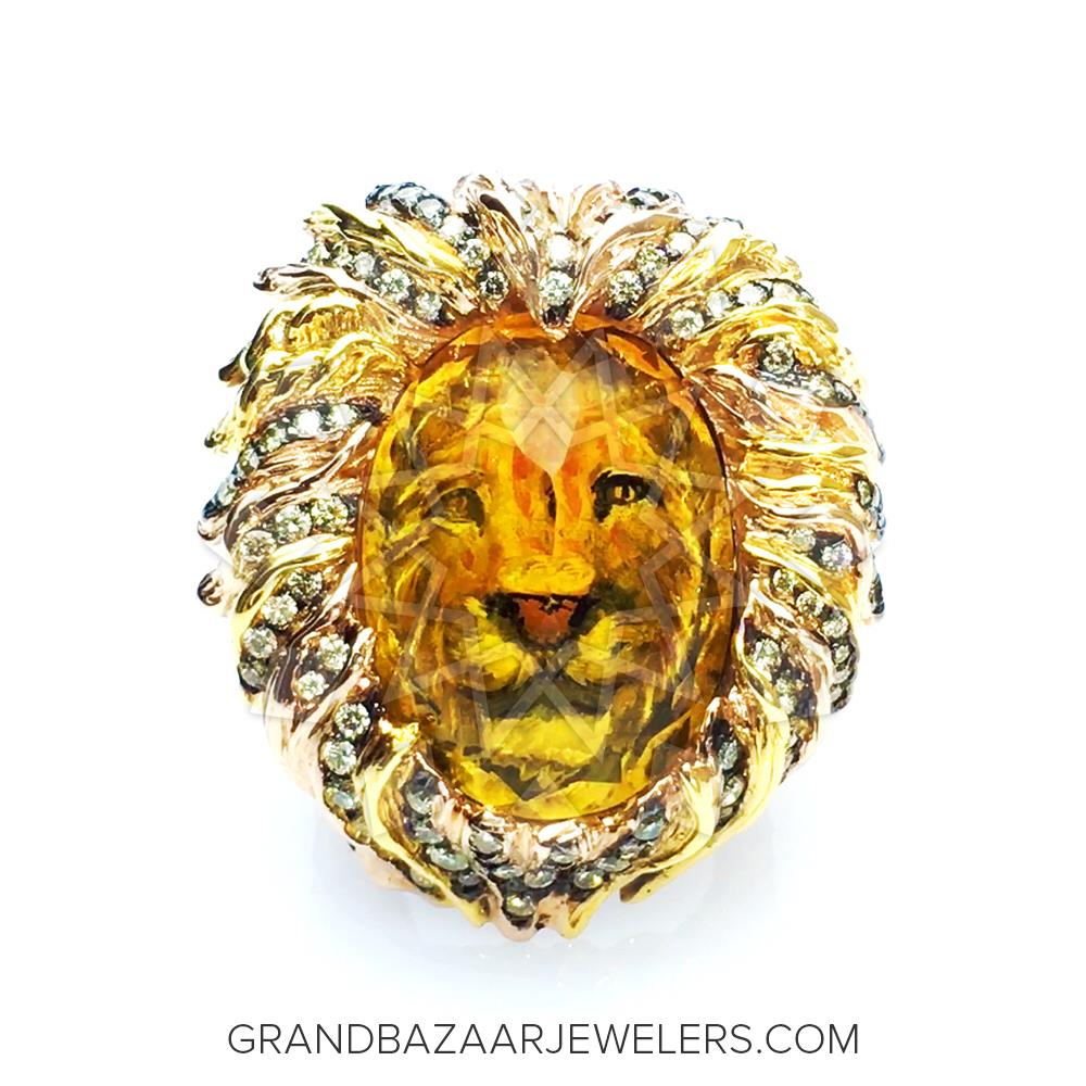 Nurrani Design Master Jewelers Lion King
