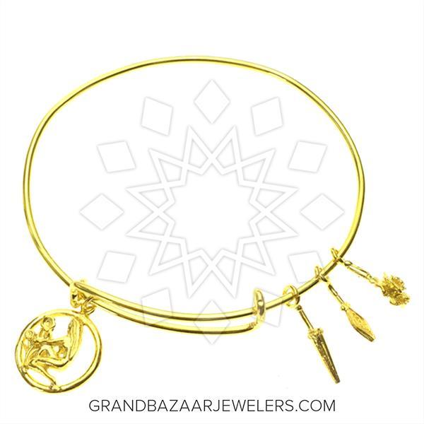Zodiac Bangle Bracelets
